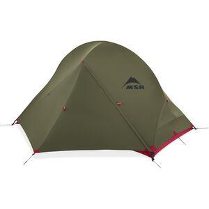 Access™ 2 Two-Person, Four-Season Ski Touring Tent - Green