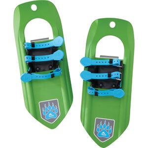 Tyker™ Kids Snowshoes - Dino Green