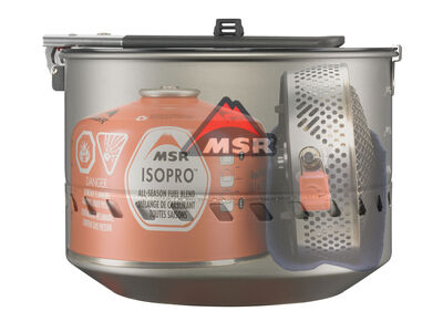 MSR Reactor® Stove Systems - 2.5L Packed