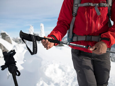 DynaLock™ Explore Backcountry Poles, , large