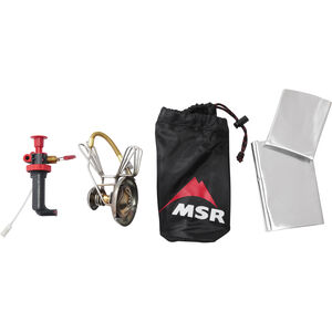 MSR WhisperLite Backpacking Stove - Contents