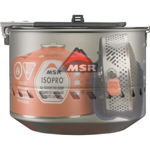 MSR Reactor® Stove System 2.5L Packed (Canister Not Included)
