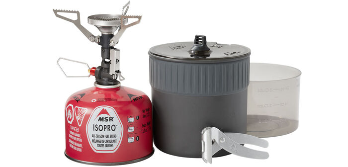 PocketRocket® Deluxe Stove Kit