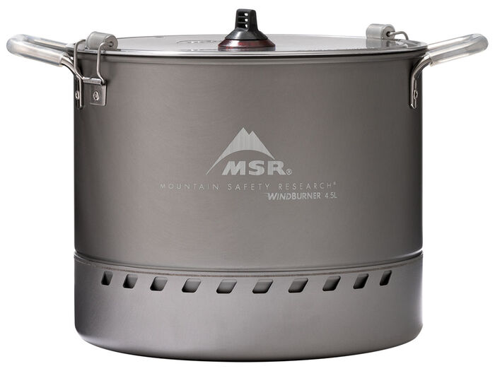 WindBurner® Stock Pot