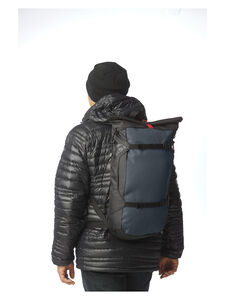 MSR Snowshoe Carry Pack - On Person