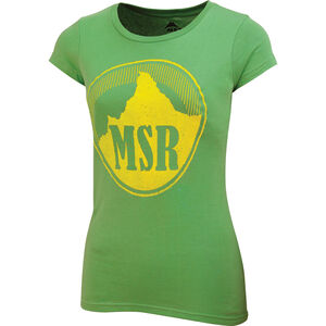 MSR Vintage T-Shirt - Women's - Green