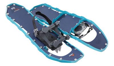 MSR Lightning Trail Snowshoes - Women's Size 25, Caribbean Blue