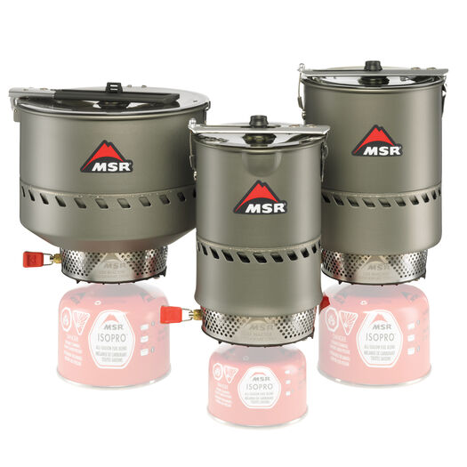 Reactor® Stove Systems