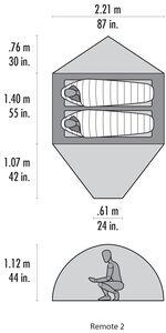 Remote 2 Floorplan