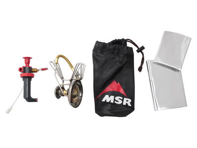 MSR WhisperLite Backpacking Stove - Contents