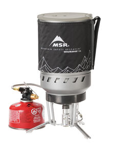 WindBurner® Duo Stove System - Remote Stove and 1.8L Pot (Canister Not Included)