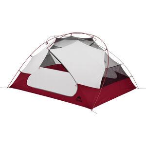 Elixir 3 Grey - Tent Door Open