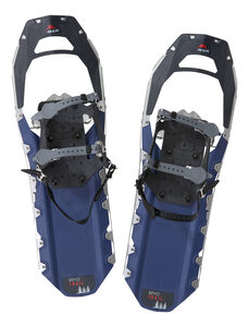 MSR Revo Trail Snowshoes - Men's Size 25, Midnight Blue