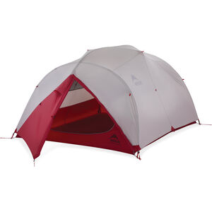 MSR Mutha Hubba NX Tent - Rainfly Door Open