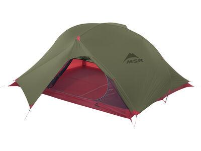 Carbon Reflex 3 Ultralight Tent Backpacking Tents Msr