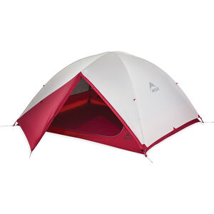 Zoic™ 3 Backpacking Tent - Door Open