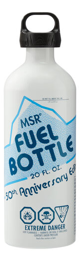 MSR® 50th Anniversary Fuel Bottle