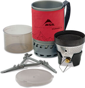 MSR WindBurner® Personal Stove System | 1.0 L | Red