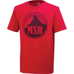 MSR Vintage T-Shirt - Red
