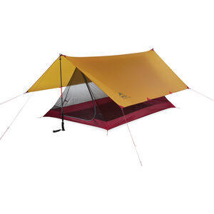 MSR Thru-Hiker Mesh House 2 with 70 Wing