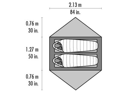 MSR Hubba Series Storage Bag