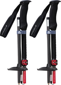 MSR DynaLock Ascent Poles - Regular Collapsed