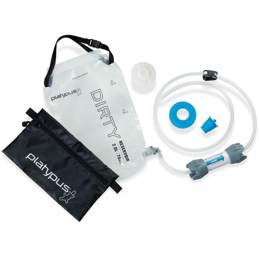 GravityWorks™ 2.0L Water Filter – Bottle Kit