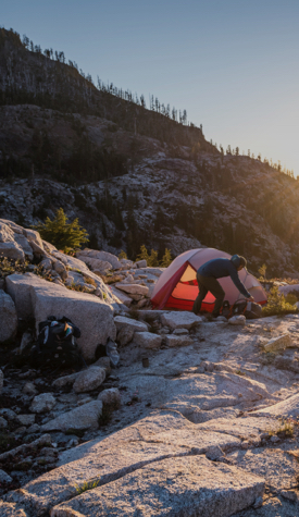 BACKPACKING TENT GUIDE